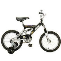 Jeep Boys 11 DS MTB with 16 Wls 110-16546-1