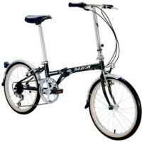 Dahon Boardwalk 6 City Bike (2002)
