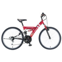 Honda Bikes Trail Winder Full Suspension Mountain Bike