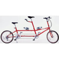 Bike Friday Family Tandem Traveler 21-speed (2001)