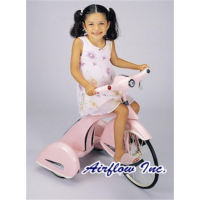 Airflow Collectibles Pink Princess Trike