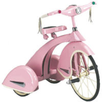 Pink Princess Tricycle